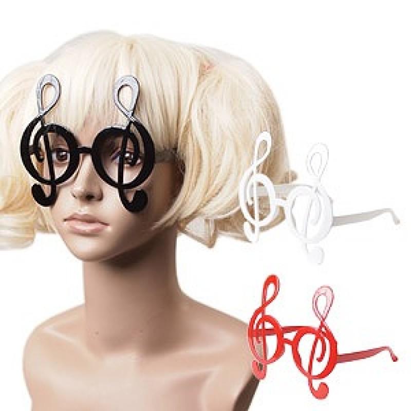 ト音記号眼鏡
